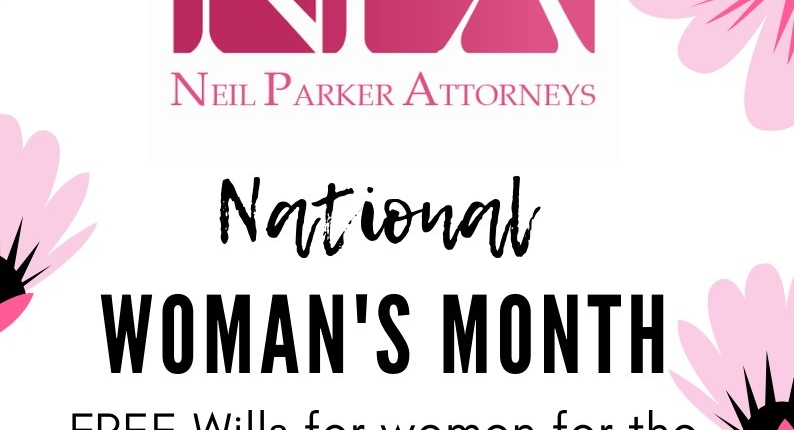 FREE WILLS FOR WOMEN FOR THE MONTH OF AUGUST!